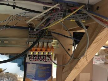 East Power Cutoff Relays